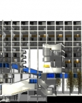 TU/e woongebouw met commerciële ruimten
